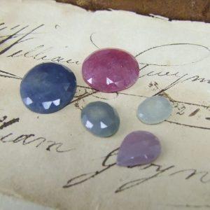 Rosecut stones