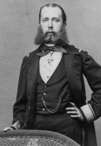 Maximilian Portrait