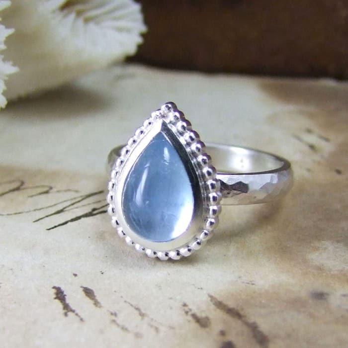 Aqua India Ring