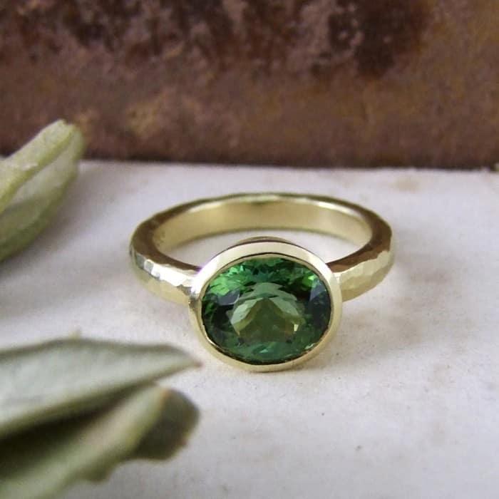 Green Tourmaline Amara