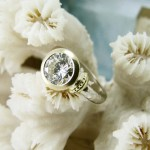 Gold & 1.9ct Diamond Engagement Ring