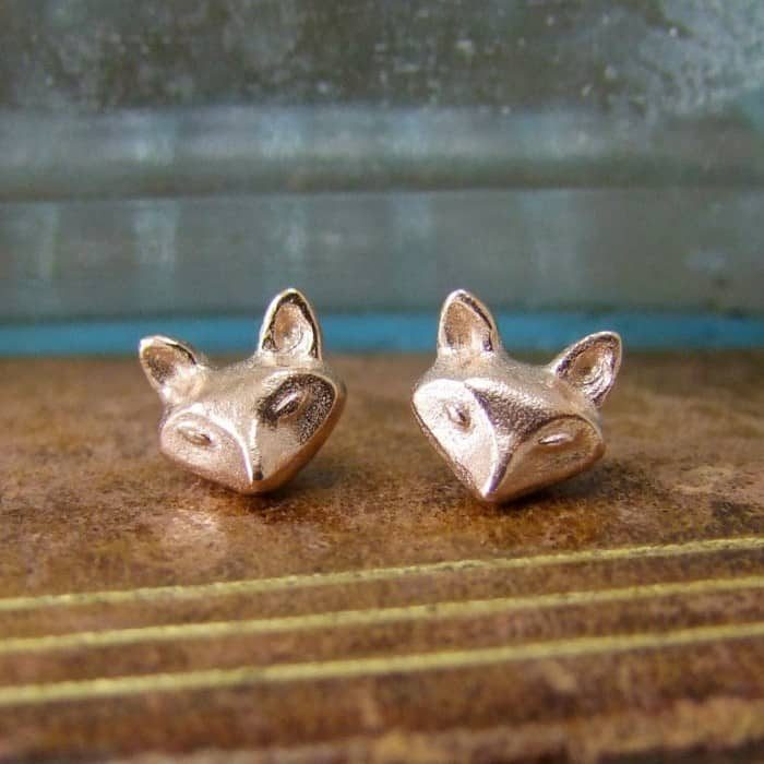 Foxy Earrings