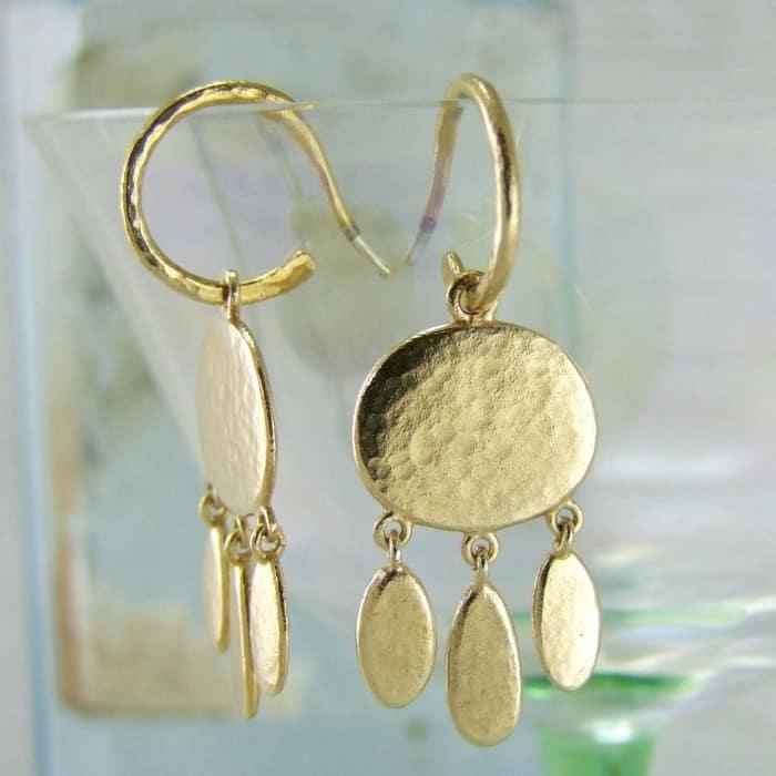 Helios Sun Earrings