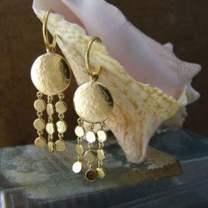 Helios Cascade Earrings