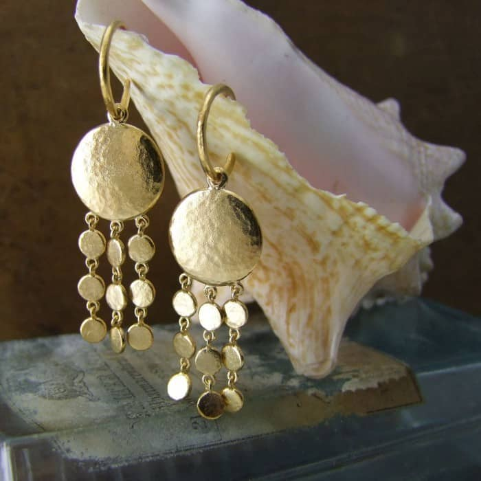 Helios Cascade Earrings