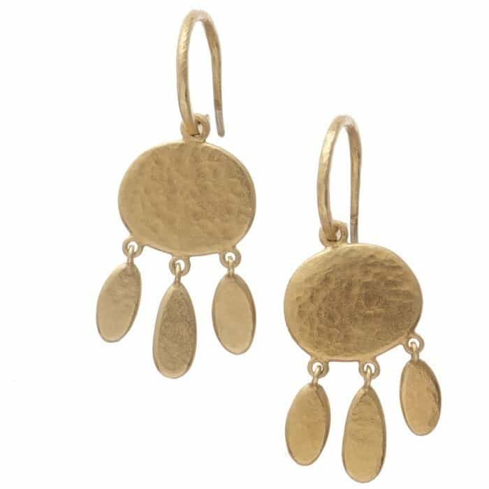 Helios Sun Earrings