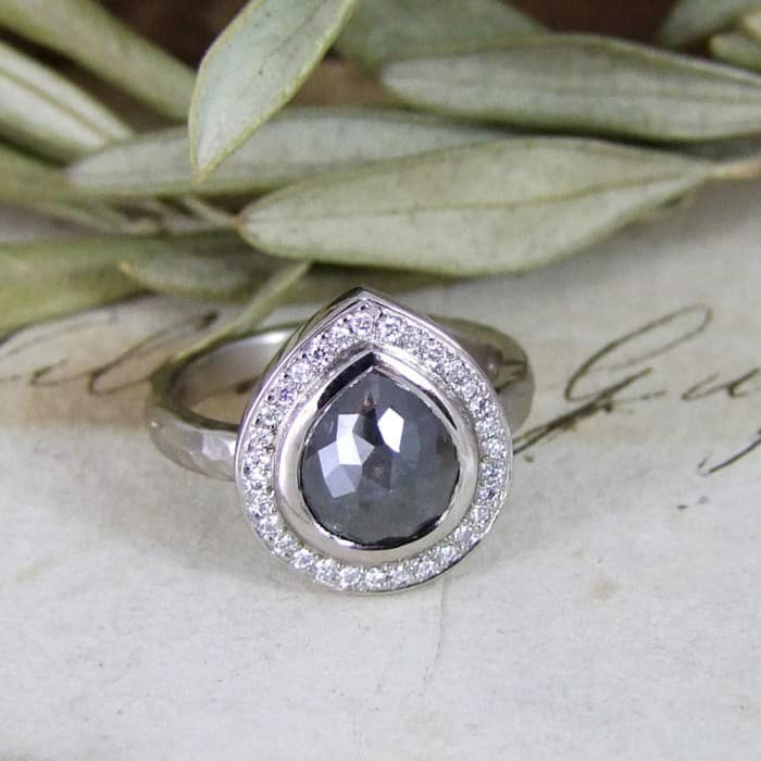 Unusual Engagement Rings At Alexis Dove