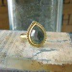 India Sapphire Ring