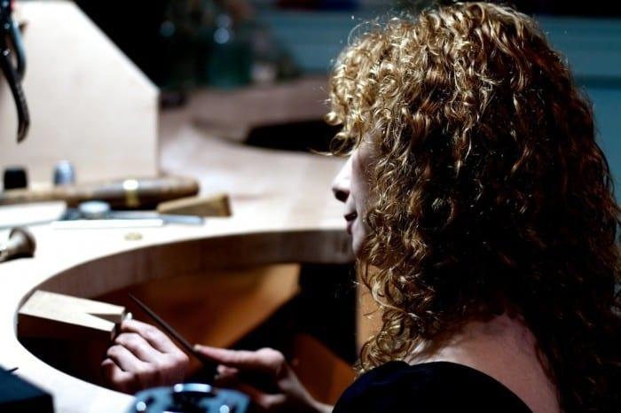 Alexis Dove Jewellery designer