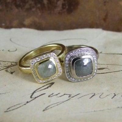 2 lydia rings