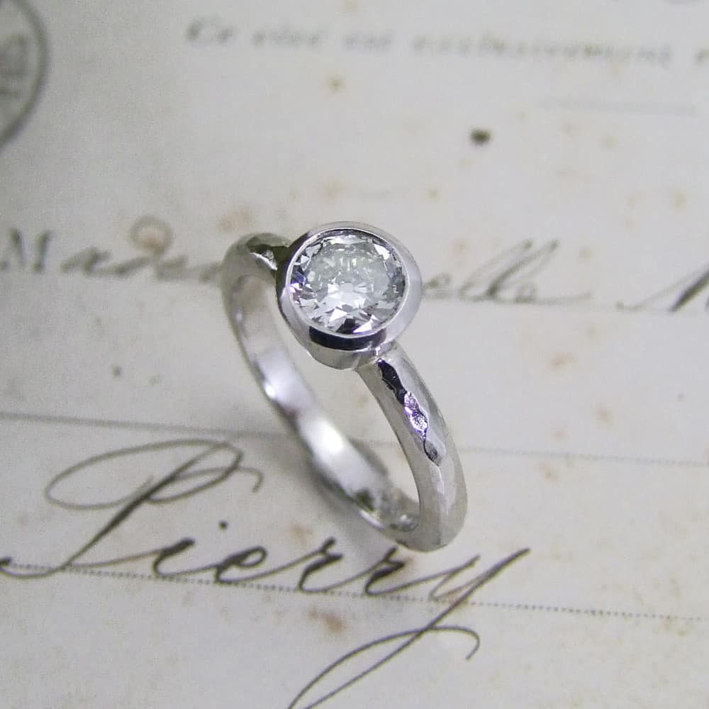 Hand crafted engagement rings - Hand Crafted Engagement Rings 39