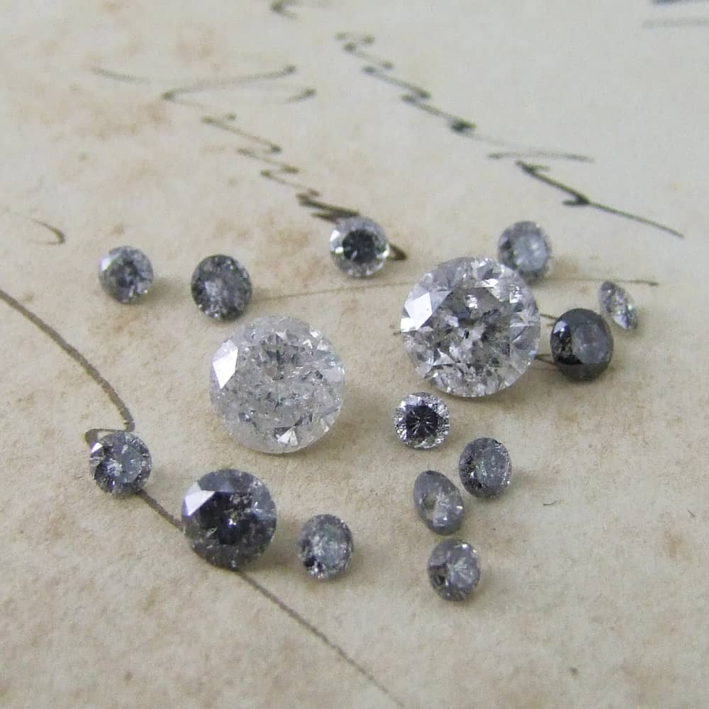 Unusual Diamonds