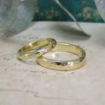 Handmade Bespoke Wedding Rings