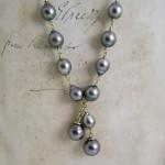 Tahitian Pearl Handmade Necklace