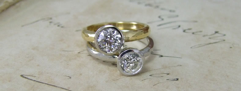 Vintage Diamond Rings