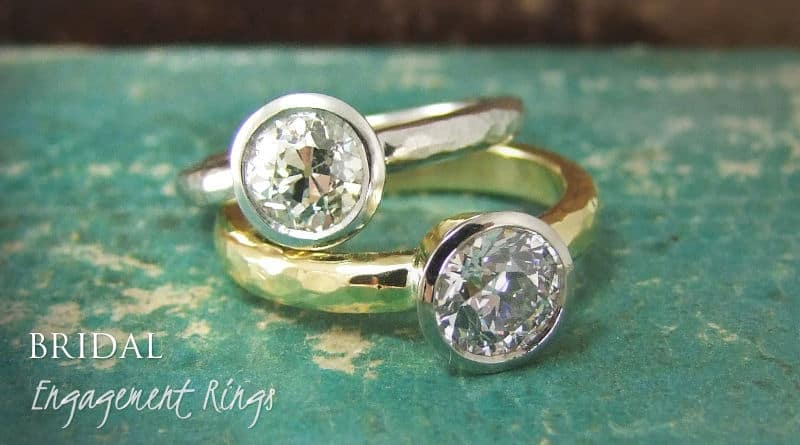 Old Mine Cut Engagement Rings2