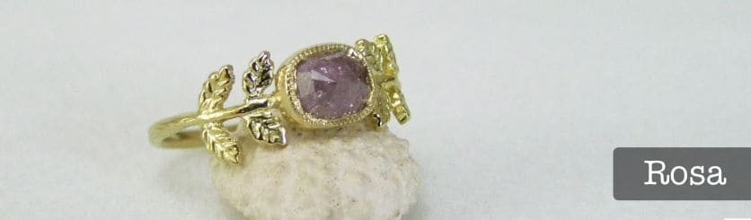 Rosa Rings Collection
