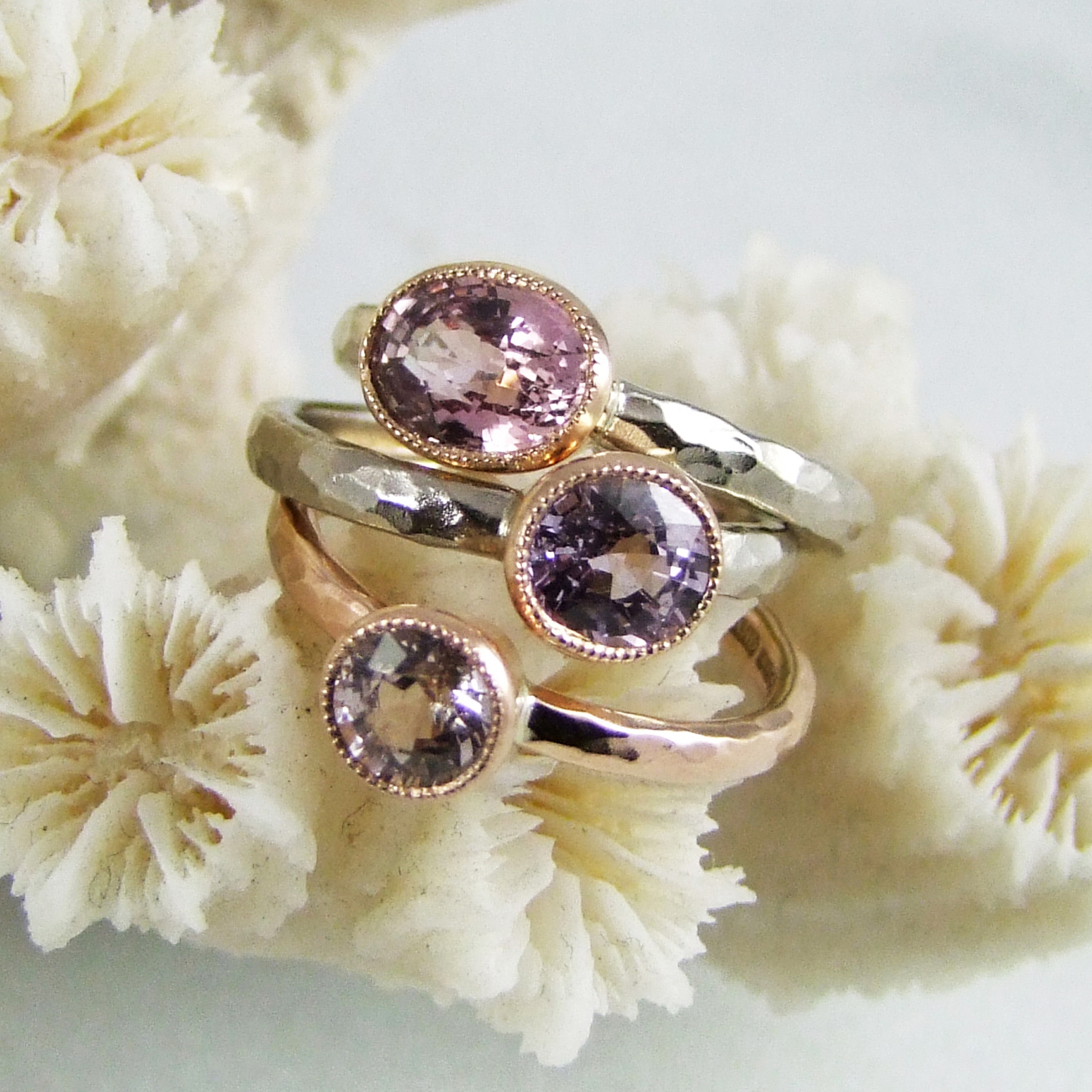 pink tone ring branch modern princess size white gold of rose diamond asscher round cut sapphire rings emerald two settings fullxfull shaped design stone full large own leaf simple styles engagement popular halo and cushion your platinum pear cluster solitaire